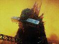 GXM - Godzilla Bites On a Train