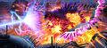Godzilla City on the Edge of Battle - Digipak artwork