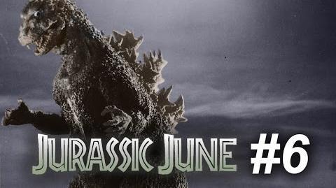 Jurassic June 6 Godzilla (1954)