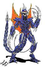 Neo Daikaiju GIGAN by Dino master