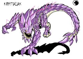 Godzilla animated krystalak by blabyloo229-d388uad