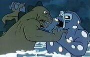 Godzilla vs Mondmonster