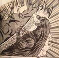 Anguirus Shreds Godzilla