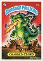 Garbage Pail Kids Godzilla