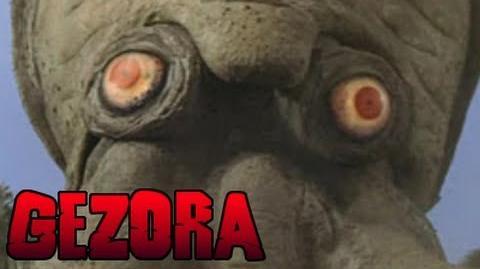 Gezora Roars (Space Amoeba)