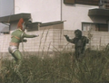 Go! Greenman - Greenman vs. Gaira - 17