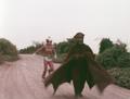 Go! Godman - Godman vs. Batman - 8 - Bail