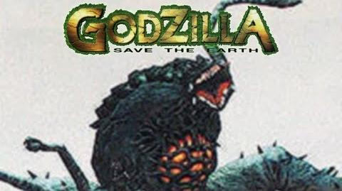 Biollante Gameplay in GODZILLA SAVE THE EARTH ~ Gigan VS. Biollante