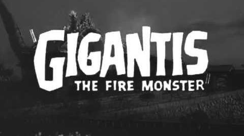 Gigantis, the Fire Monster! - Restored TV Spot (Corrected)