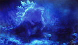 Godzilla Filius - Charge concept piece