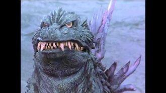 Godzilla and Mothra can you feel the love tonight movie