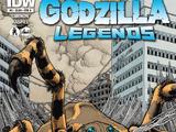 Godzilla: Legends Issue 5