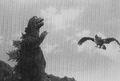 EHOTD - Godzilla vs. Giant Condor