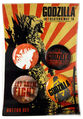 Godzilla 2014 Promotional Button Set