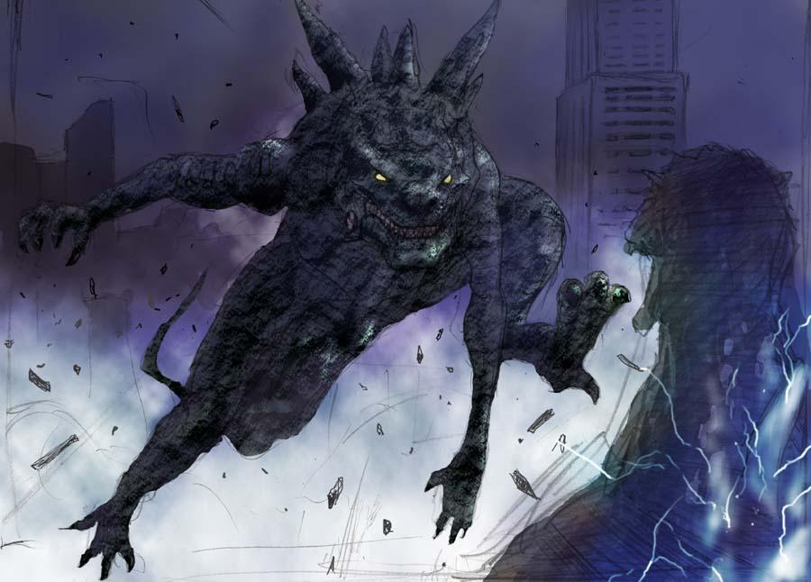 Zilla Vs Godzilla Final Wars