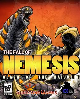 Fall of Nemesis - Box art