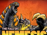 The Fall of Nemesis: Clash of the Kaijujin