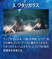 Godzilla City on the Edge of Battle - Keyword 3