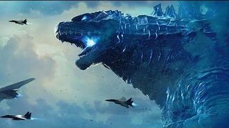Godzilla Has The Touch (King of the Monsters Version)-0