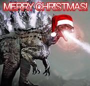 CHRISTMAS TREE GOJI