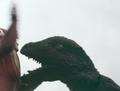 Go! Godman - Episode 6 Godman vs. Gorosaurus - 18 - The look of fear