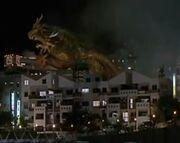 Wächter King Ghidorah