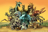 Welcome to monster island by dadahyena-d7i85jm