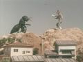 Go! Greenman - Episode 2 Greenman vs. Antogiras - 32 - Wait, how'd we get here?