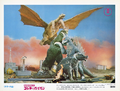 Godzilla vs. Gigan Lobby Card Japan 1