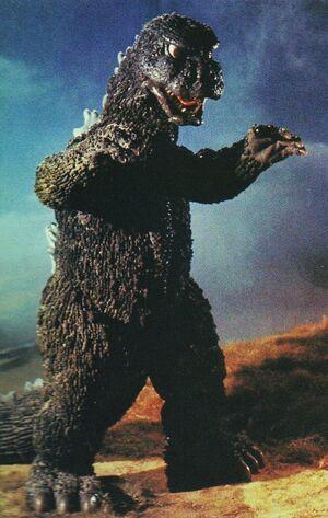 Godzilla (1973) - Infobox
