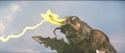 Megalon's lightning horn