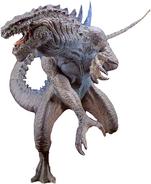 Godzilla (Gojira) TS transparent