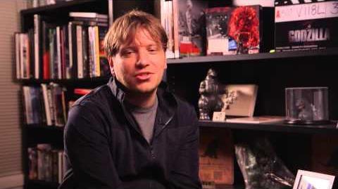 "Gareth Edwards - ""Godzilla Awakening"" Announcement to Fans"