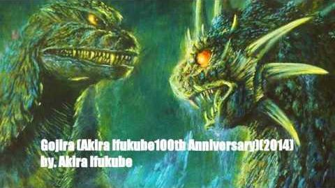 Akira Ifukube - Gojira (100th Anniversary ver) (2014)