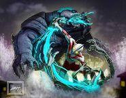 Ultraman and pacific rim by leadapprentice-d6jw6ac
