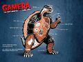 GAMERA SHOUT FACTORY - Gamera Anatomy