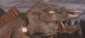 Gamera - 5 - vs Jiger - 14 - Extreme Jiger Close Up
