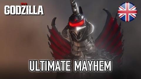 Godzilla - PS4 PS3 - Ultimate mayhem (E3 Trailer)
