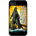 Godzilla 2014 Merchandise - Godzilla Comic Style Phone Cover 1 iPhone