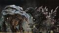 G2K - Godzilla vs. Orga
