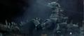 Godzilla X MechaGodzilla - Kiryu Fighting Godzilla