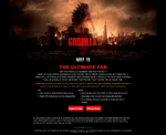 Ultimate Godzilla Fan 2014 Contest