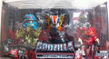 Bandai Godzilla Chibi Figures - 6 Pack Package