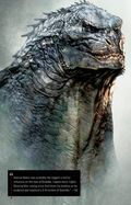 Concept Art - Godzilla 2014 - Godzilla 11