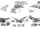 Rebirth of Mothra III/Gallery