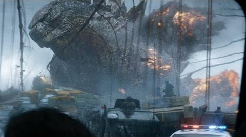 Godzilla - Asia Trailer HD