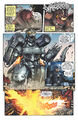 Godzilla Rulers of Earth issue 11 pg 2