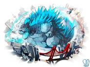 Godzilla 2014 by sa dui-d7jj2kl