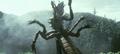Godzilla Final Wars - 4-2 Kamacuras Impaled