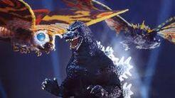 Godzilla vs Mothra 1999 pelea Godzilla vs Mothra y battra